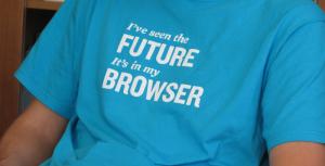 T-shirt Aufdruck