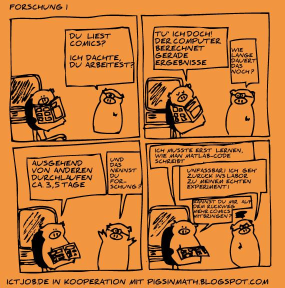 Arbeit und Forschung