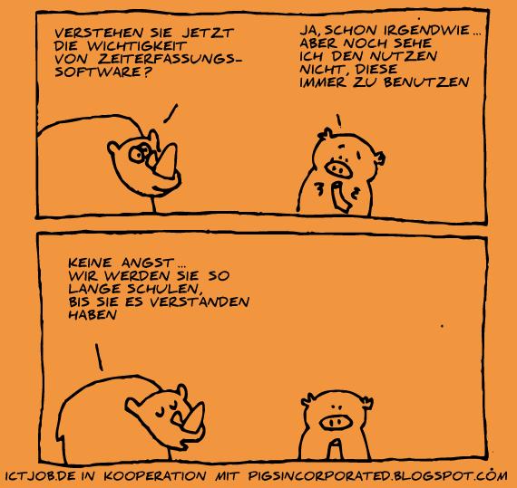 Warum sollte man Zeiterfasssung nutzen?