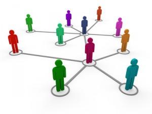 Teamwork, Vernetzung
