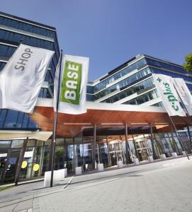 E-Plus Unternehmenszentrale Düsseldorf