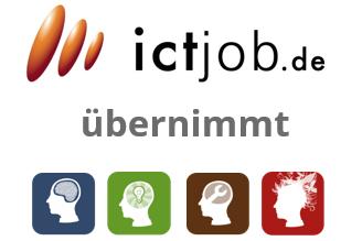 ictjob.de übernimmt vier führende IT-Nischen-Jobbörsen